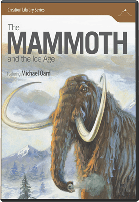 The Mammoth And The Ice Age Answers In Genesis