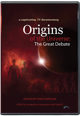 New! Origins of the Universe DVD