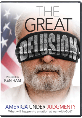 The Great Delusion DVD