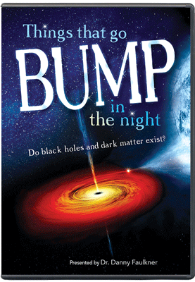 Things That Go Bump in the Night DVD