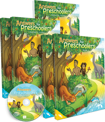 Answers for Preschoolers
