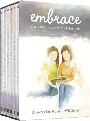 Embrace DVD Series