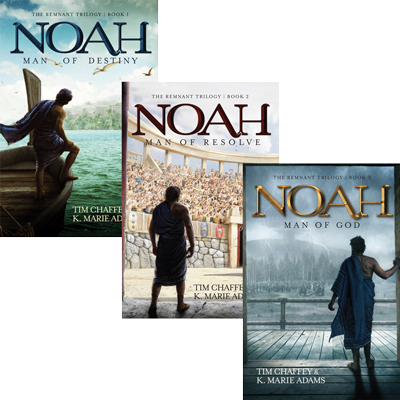 The Remnant Trilogy