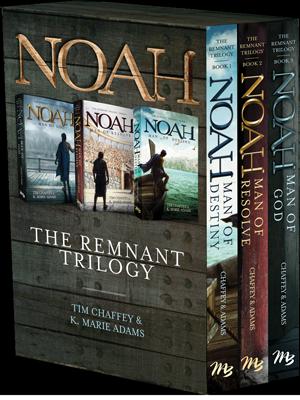 Noah: The Remnant Trilogy