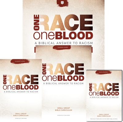 One Race One Blood DVD Curriculum