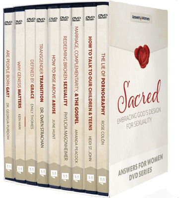 Sacred DVD Set