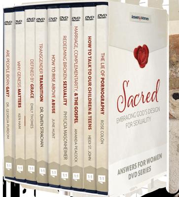Sacred DVD Set