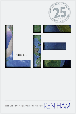 The Lie: Evolution/Millions of Years eBook