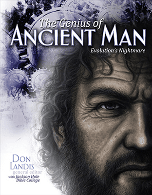 The Genius of Ancient Man eBook