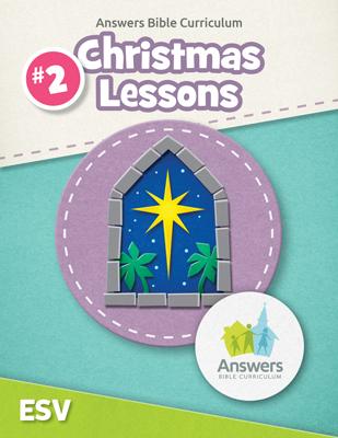 Christmas Sunday School Lesson 2