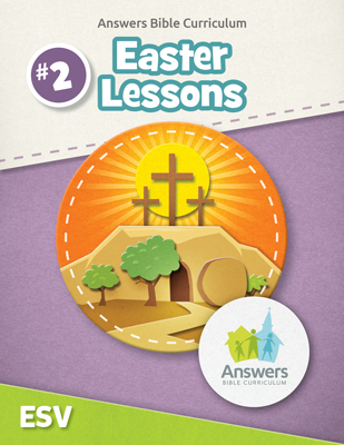 Easter Lesson 1