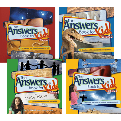 Answers Books for Kids