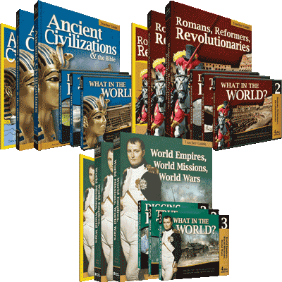 History Revealed Full Curriculum Pack
