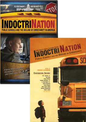 IndoctriNation Book & DVD