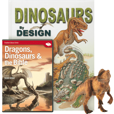 Allosaurus & Dragon Fun Pack