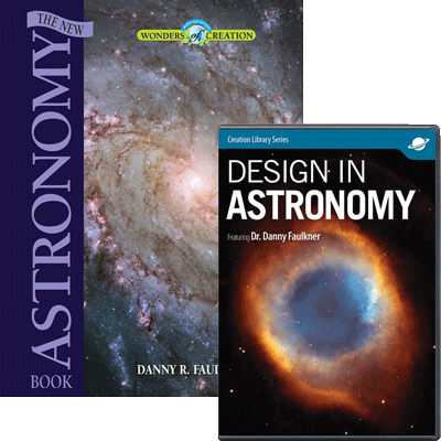 Design in Astronomy Combo | Answers in Genesis