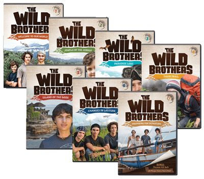 The Wild Brothers Adventures 1-7