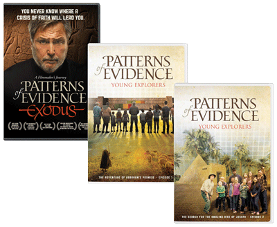 Patterns of Evidence: The Exodus and Young Explorers Combo