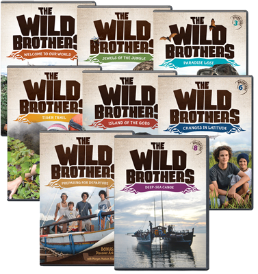 The Wild Brothers Adventures 1-8