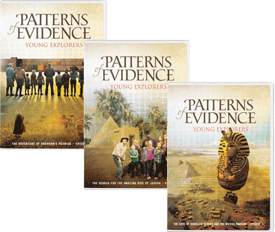 Patterns of Evidence: Young Explorers 1-3