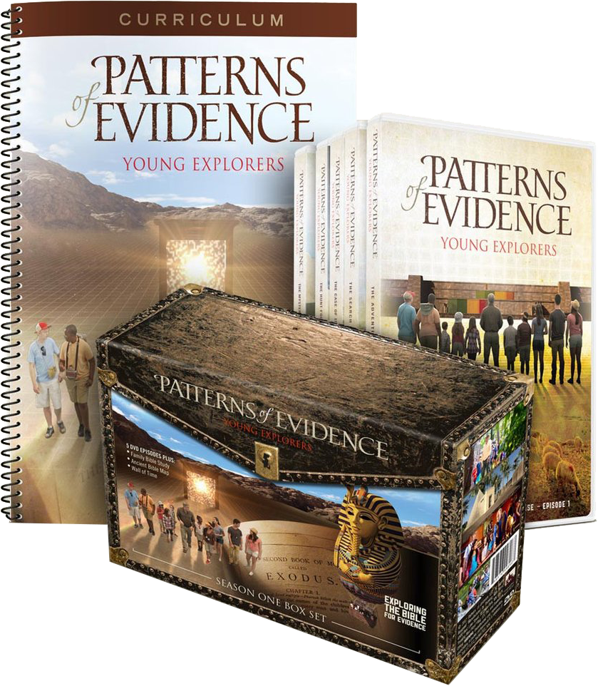 Patterns of Evidence: Young Explorers Curriculum Pack