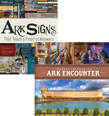 Journey Through the Ark Encounter and Ark Signs