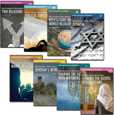 World Religions Conference 8 DVD Set