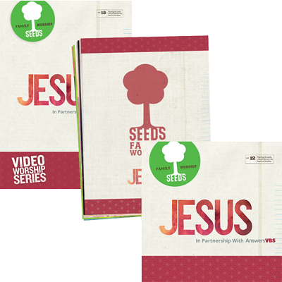 Jesus Scripture Memorization Kit