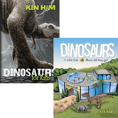 Dinosaurs for Kids Pack