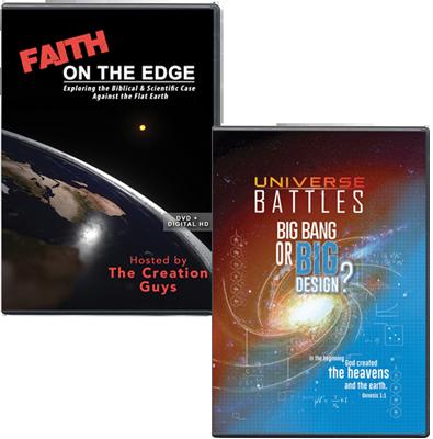 Universe Battles & Faith on the Edge Combo
