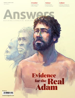 <i>Answers</i> magazine