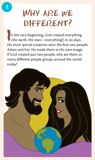 Gospel Tracts: Why Are We Different?: English