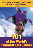101 of the World's Funniest One Liners Tract: 100 Pack