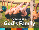 Growing Up in God's Family (KJV): Single Copy
