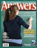 Answers Magazine, Single Issue - Vol. 2 No. 3