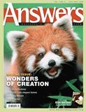 Answers Magazine, Single Issue - Vol. 3 No. 3