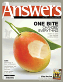 Answers Magazine, Single Issue - Vol. 4 No. 3