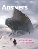 Answers Magazine, Single Issue - Vol. 12 No. 3