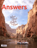 Answers Magazine, Single Issue - Vol. 12 No. 4