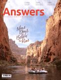 Answers Magazine, Single Issue - Vol. 12 No. 4