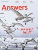 Answers Magazine, Single Issue - Vol. 12 No. 5