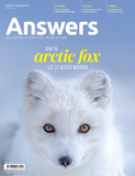 Answers Magazine, Single Issue - Vol. 13 No. 1