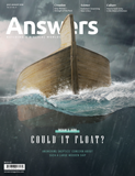 Answers Magazine, Single Issue - Vol. 13 No. 4