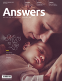 Answers Magazine, Single Issue - Vol. 14 No. 1