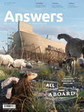 Answers Magazine, Single Issue - Vol. 14 No. 4