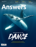 Answers Magazine, Single Issue - Vol. 15 No. 2