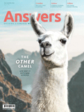 Answers Magazine, Single Issue - Vol. 15 No. 3