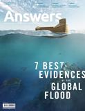 Answers Magazine, Single Issue - Vol. 16 No. 3