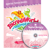 IncrediWorld VBS: Special Needs Teaching Supplement