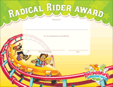 IncrediWorld VBS: Certificates of Completion